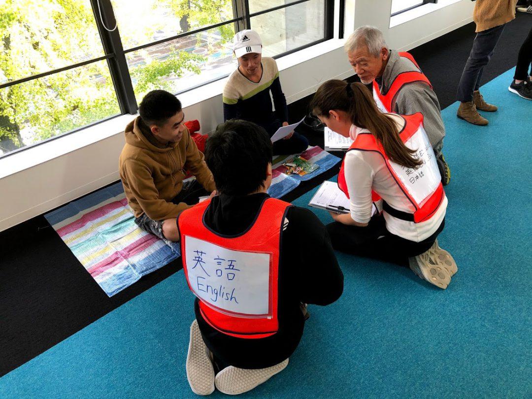 画像:令和元年度「災害時外国人サポーター養成講座」を開催しました