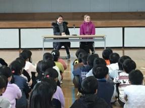 画像:☆山口県国際交流員の楽しいCIRレポートが更新されました(2月号)
