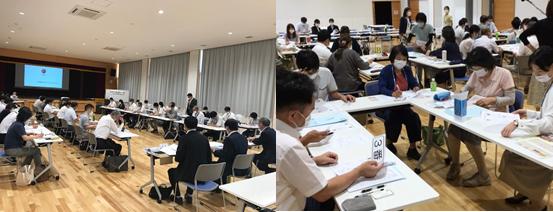 画像:令和2年度やまぐち外国人相談支援ネットワーク会議・外国人住民等相談窓口対応研修会を実施しました。