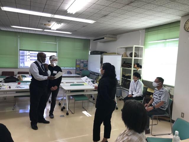画像:令和2年度コミュニティ通訳ボランティア講座(医療)を実施しました!