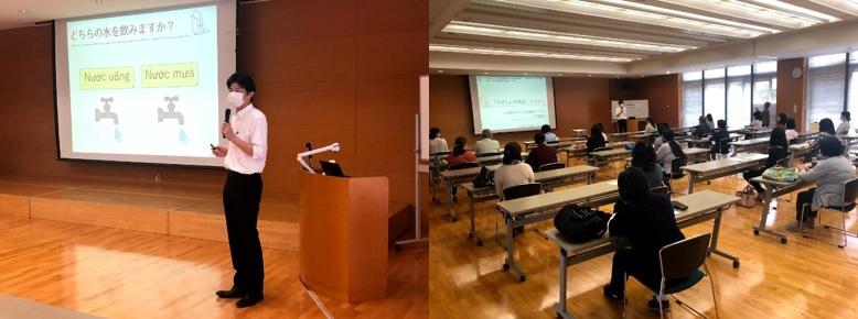 画像:地域日本語教育推進事業(県委託事業)「やさしい日本語セミナー(光市)」を開催しました!
