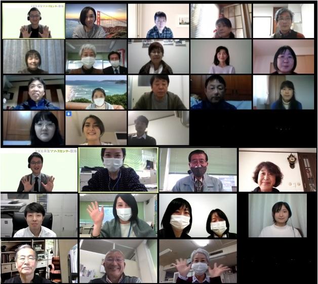 画像:令和2年度地域日本語教育推進事業(県委託事業)「やさしい日本語講座(オンライン)」を開催しました!