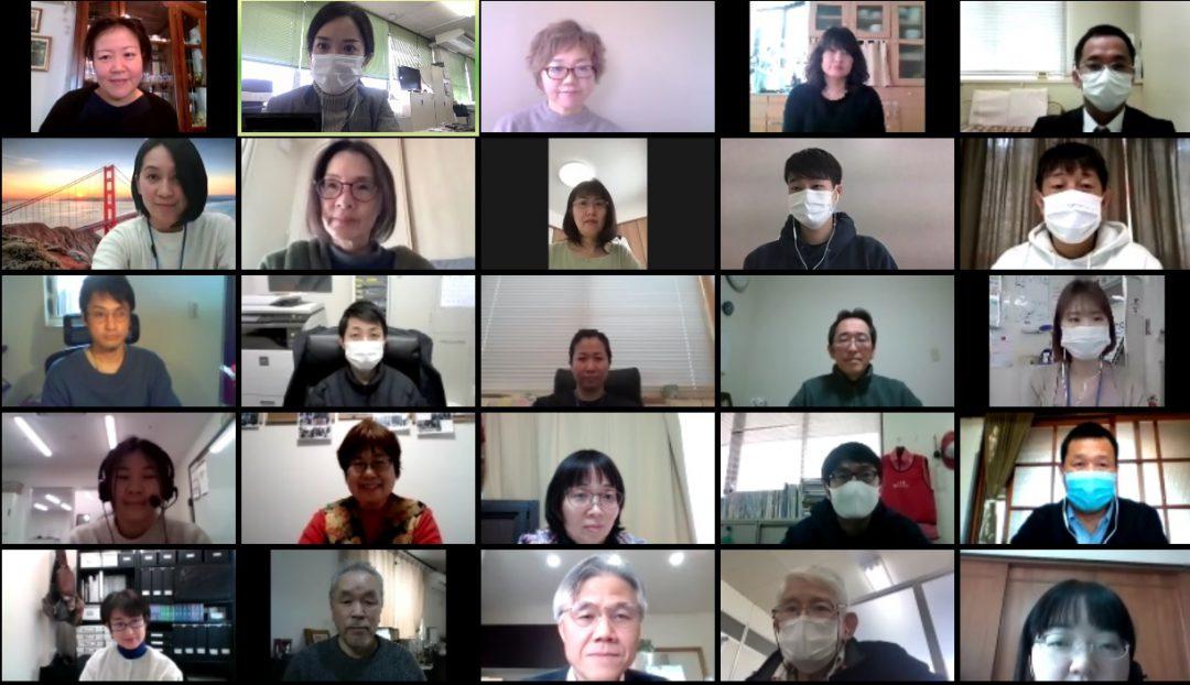 画像:災害時外国人サポーター養成講座②を実施しました!