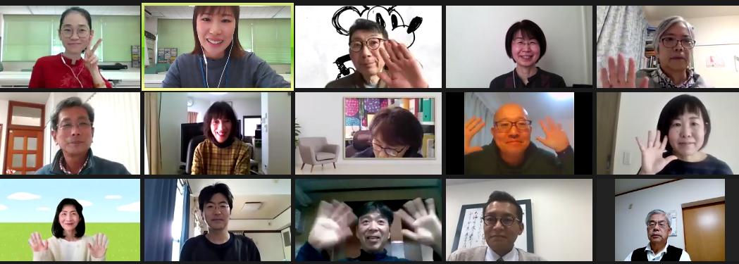 画像:ベトナム語講座(超入門)オンラインを実施しました!